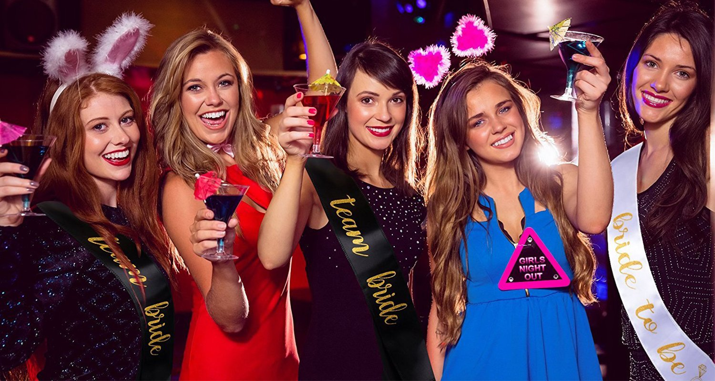 Bachelorette Party Ideas in Vegas   Vegas Girls Night Out