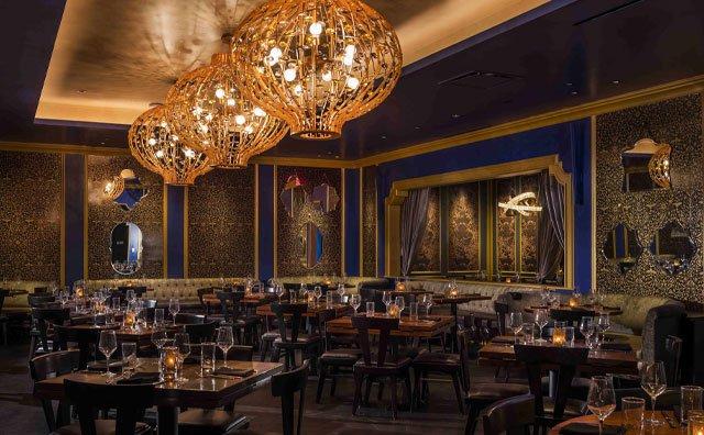 Restaurants – Vegas Girls Night Out