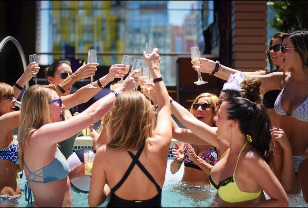 Vegas Pool Party Passes